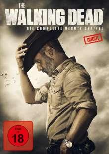 The Walking Dead Staffel 9, 6 DVDs