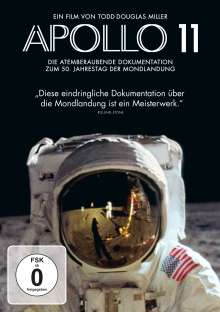Apollo 11, DVD