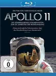 Apollo 11 (Blu-ray), Blu-ray Disc