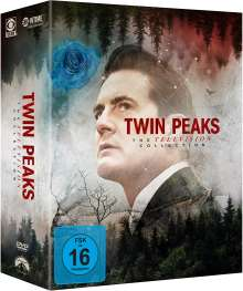 Twin Peaks: The Television Collection (Staffel 1-3), 16 DVDs