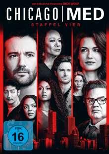 Chicago Med Staffel 4, 6 DVDs