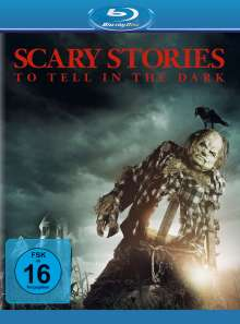 Scary Stories to tell in the Dark (Blu-ray), Blu-ray Disc