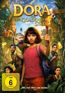 Dora und die goldene Stadt, DVD