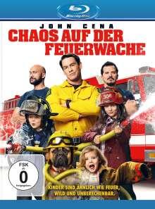 Chaos auf der Feuerwache (Blu-ray), Blu-ray Disc