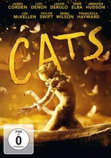 Cats (2019), DVD