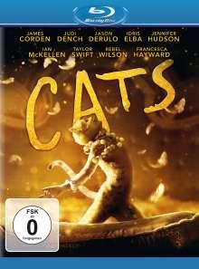 Cats (2019) (Blu-ray), Blu-ray Disc