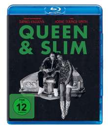 Queen & Slim (Blu-ray), Blu-ray Disc