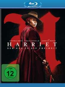 Harriet (Blu-ray), Blu-ray Disc
