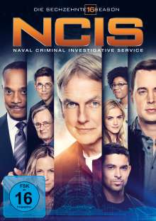 Navy CIS Staffel 16, 6 DVDs
