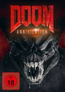 Doom: Annihilation, DVD