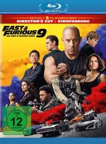 Fast & Furious 9 - Die Fast & Furious Saga (Blu-ray), Blu-ray Disc