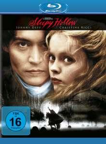 Sleepy Hollow (Blu-ray), Blu-ray Disc