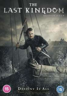 The Last Kingdom Season 4 (UK Import), 4 DVDs