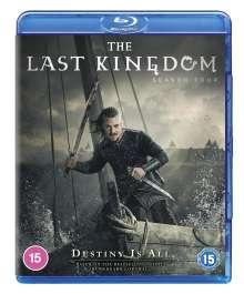 The Last Kingdom Season 4 (Blu-ray) (UK Import), 3 Blu-ray Discs