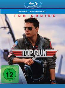 Top Gun (3D & 2D Blu-ray), 2 Blu-ray Discs