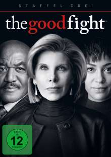 The Good Fight Staffel 3, 3 DVDs