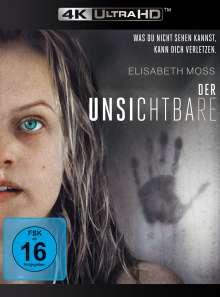 Der Unsichtbare (2020) (Ultra HD Blu-ray & Blu-ray), 1 Ultra HD Blu-ray und 1 Blu-ray Disc