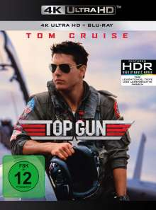 Top Gun (Ultra HD Blu-ray & Blu-ray), 1 Ultra HD Blu-ray und 1 Blu-ray Disc