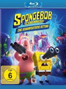 SpongeBob Schwammkopf: Eine schwammtastische Rettung (Blu-ray), Blu-ray Disc