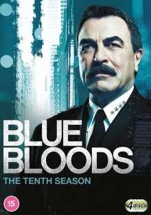 Blue Bloods Season 10 (UK Import), 4 DVDs