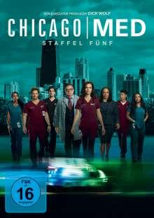 Chicago Med Staffel 5, 6 DVDs