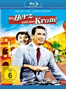 Ein Herz und eine Krone (Blu-ray), Blu-ray Disc