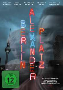 Berlin Alexanderplatz (2020), DVD