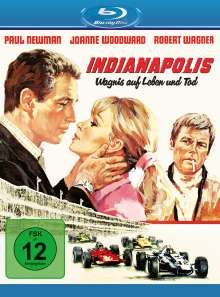 Indianapolis (Blu-ray), Blu-ray Disc