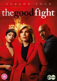 The Good Fight Season 4 (UK Import), 2 DVDs
