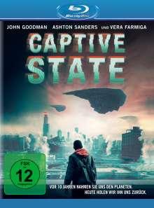 Captive State (Blu-ray), Blu-ray Disc