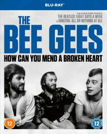 Bee Gees: How Can You Mend A Broken Heart (2020) (Blu-ray) (UK Import), Blu-ray Disc