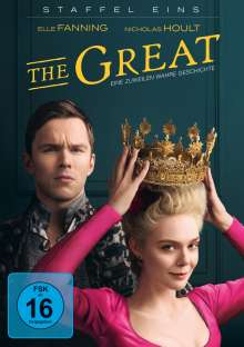 The Great Staffel 1, 2 DVDs