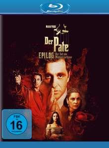 Der Pate: Der Tod von Michael Corleone - Epilog (Blu-ray), Blu-ray Disc