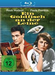 Ein Goldfisch an der Leine (Blu-ray), Blu-ray Disc