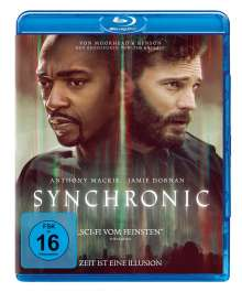 Synchronic (Blu-ray), Blu-ray Disc