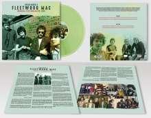 Fleetwood Mac: Original Live Broadcasts 1968 (180g) (Limited-Numbered-Edition) (Green Vinyl), LP