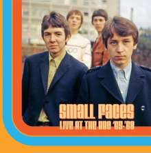 Small Faces: Live At The BBC '65-'68 (180g) (Limited Numbered Edition) (Orange Vinyl), LP