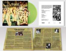 Traffic: Live In London (180g) (Limited Handnumbered Edition) (Light Green Vinyl), LP