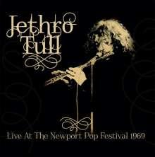 Jethro Tull: At The Newport Pop Festival 1969 (180g) (Green Vinyl), LP