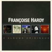 Françoise Hardy: 5 Albums Originaux, 5 CDs