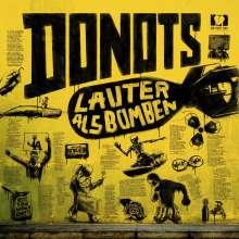 Donots: Lauter als Bomben, 1 LP und 1 CD