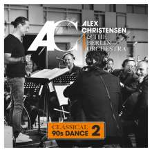 Alex Christensen & The Berlin Orchestra: Classical 90s Dance 2 (Limited-Edition), 2 LPs