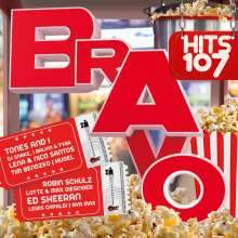 BRAVO Hits 107, 2 CDs