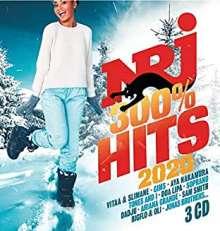NRJ 300% Hits 2020, 3 CDs