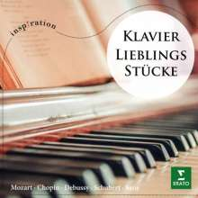Klavier - Lieblingsstücke, CD