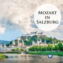 Wolfgang Amadeus Mozart (1756-1791): Mozart in Salzburg, CD