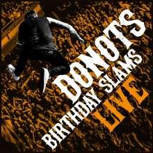Donots: Birthday Slams (Live), 2 CDs
