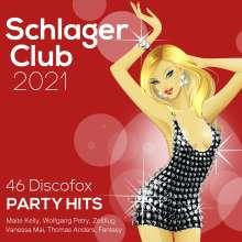 Schlager Club 2021, 2 CDs