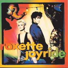 Roxette: Joyride (30th Anniversary Edition) (Limited Edition) (Marbled Colored Vinyl), LP