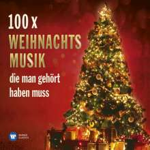Weihnachtsmusik, die man gehört haben muss, 6 CDs